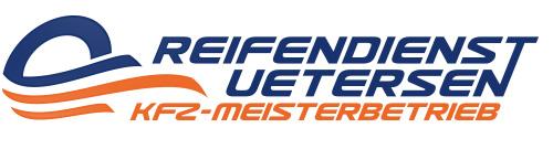 Logo von Reifendienst Uetersen, Inhaber: Jan Ole Wiechmann e. K.
